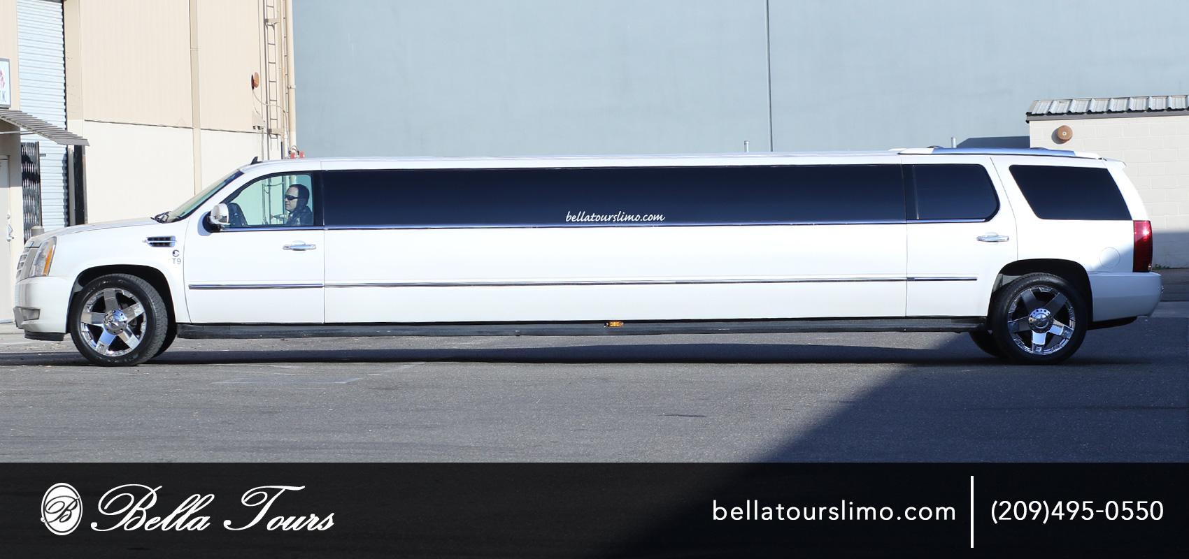 Bella Tour Escalade Exterior